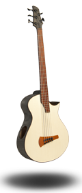 5-saitige akustische Bassgitarre